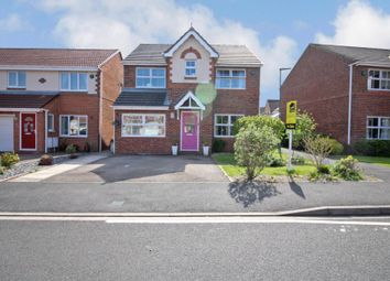 Thumbnail 4 bed detached house for sale in Dunstanburgh Court, Woodstone Village, Houghton Le Spring