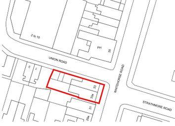 Thumbnail Land for sale in 33 Whitehorse Road, Croydon, Surrey
