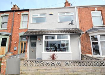 Thumbnail 4 bed terraced house for sale in West Street, Cleethorpes