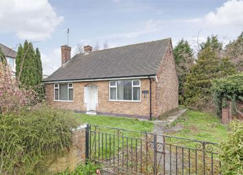Thumbnail 2 bedroom detached bungalow for sale in Pinfold Street, Eckington, Sheffield