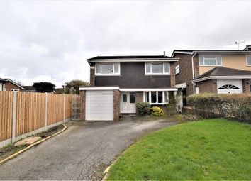 Thumbnail 4 bed detached house for sale in Whateley Hall Road, Knowle, Solihull