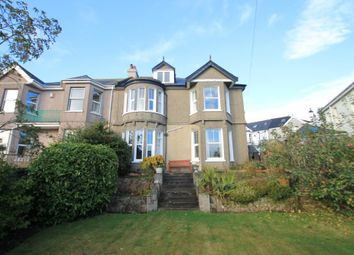 Thumbnail 5 bedroom semi-detached house for sale in Essa Road, Saltash, Cornwall