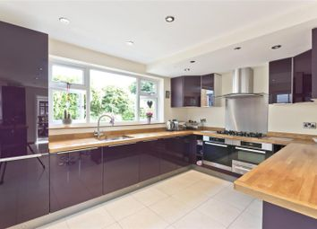 Thumbnail 4 bed detached house for sale in Vale Court, Weybridge, Surrey