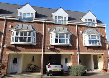 Thumbnail 3 bed town house for sale in St. Ronans Road, Southsea