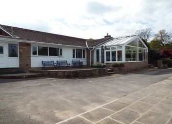 Thumbnail 4 bed bungalow for sale in Strines Road, Marple, Stockport, Cheshire