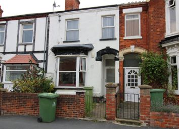 Thumbnail 2 bed flat for sale in Heneage Road, Grimsby
