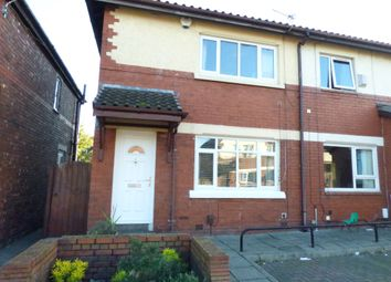 Thumbnail 3 bedroom end terrace house for sale in Bosley Road, Stockport