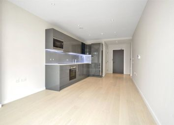 Thumbnail 1 bed flat to rent in Cassia Point, 2 Glasshouse Gardens, London