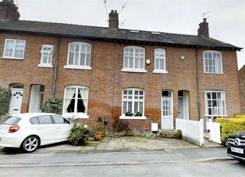 Thumbnail 3 bed terraced house to rent in Moss Lane, Alderley Edge, Cheshire