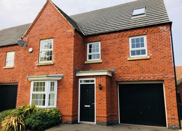 Thumbnail 6 bed property to rent in Chipmunk Way, Newton, Nottingham