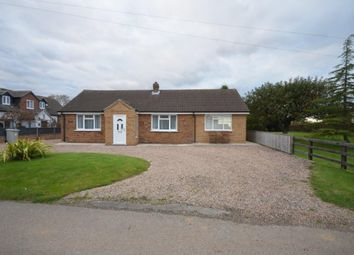Thumbnail 3 bed bungalow to rent in Grange Lane, Utterby LN110Ts
