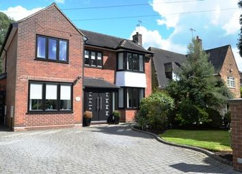 Thumbnail 3 bed property for sale in Dartmouth Avenue, Westlands, Newcastle-Under-Lyme