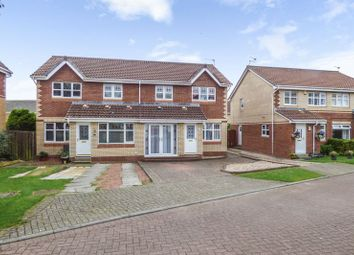 Thumbnail 3 bed semi-detached house for sale in Murdoch Court, Saltcoats
