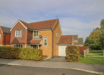 Thumbnail 3 bed property for sale in Fern Drive, Market Rasen, Lincolnshire