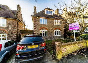 Thumbnail 4 bed detached house for sale in Pollards Hill West, Norbury