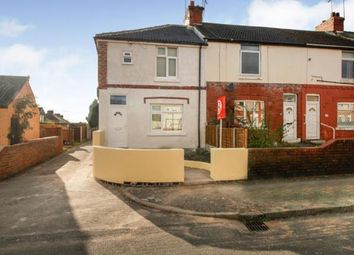 3 bed end terrace house for sale in Manor Road, Askern, Doncaster, South Yorkshire DN6