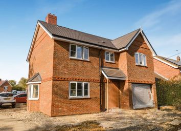 Thumbnail 4 bed detached house for sale in Bye Green, Weston Turville, Aylesbury
