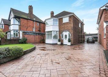Thumbnail 3 bedroom detached house for sale in Chester Road, Kingshurst, West Midlands, .