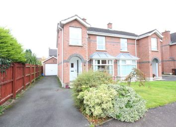 Thumbnail 3 bed semi-detached house for sale in Greenvale Park, Antrim