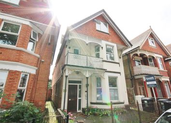 Thumbnail 1 bed flat to rent in 3 Borthwick Road, Boscombe