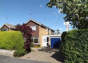 Thumbnail 3 bed detached house for sale in Aspin Drive, Knaresborough, North Yorkshire
