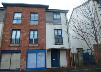 Thumbnail 4 bed town house to rent in Dolphington Avenue, Oatlands, Glasgow