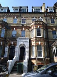 Thumbnail 2 bed flat to rent in Westbourne Gardens, Folkestone, Kent