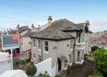 Thumbnail 3 bed flat for sale in Coombe Vale Road, Teignmouth