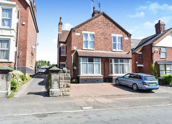 Thumbnail 3 bed semi-detached house for sale in Bearwood Hill Road, Burton-On-Trent