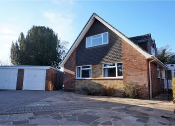 Thumbnail 4 bedroom detached house for sale in Clewer Park, Windsor