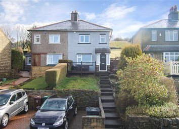 Thumbnail 3 bed semi-detached house for sale in Hebden Road, Haworth