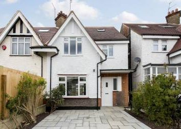 Thumbnail 5 bed terraced house for sale in Montpelier Rise, Golders Green