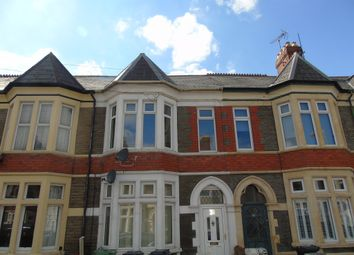 Thumbnail 2 bed flat for sale in Beda Road, Canton, Cardiff