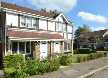 Thumbnail 2 bed end terrace house to rent in Danesfield Close, Walton-On-Thames, Surrey