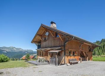 Thumbnail 3 bed chalet for sale in Les-Gets, Haute-Savoie, France