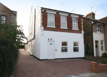 Thumbnail 2 bed flat to rent in Stanwell Road, Ashford