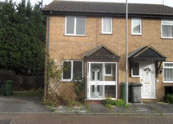 2 bed semi-detached house to rent in Rodeheath, Luton, Bedfordshire LU4