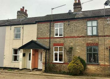 Thumbnail 2 bed terraced house for sale in Old Stowmarket Road, Woolpit, Bury St. Edmunds