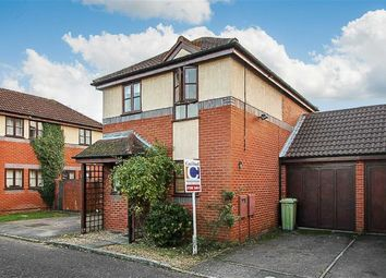 Thumbnail 3 bedroom link-detached house for sale in Wallmead Gardens, Loughton, Milton Keynes