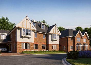 Thumbnail 4 bed semi-detached house for sale in Pavilion Park, Hurst Lane, East Molesey, Surrey