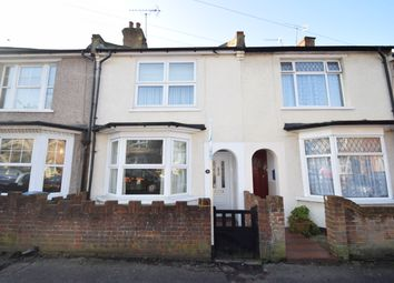 Thumbnail 2 bed terraced house to rent in Harwoods Road, Watford