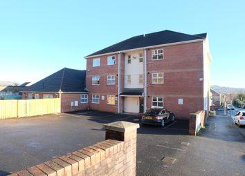 Thumbnail 1 bedroom flat to rent in Crown Street, Morriston, Swansea