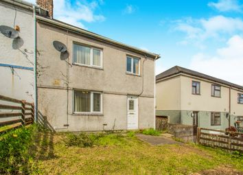 Thumbnail 3 bed semi-detached house for sale in Castle View, Caerphilly