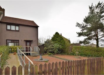 Thumbnail 2 bed semi-detached house for sale in Duff Place, Saltcoats