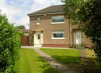 Thumbnail 3 bed end terrace house for sale in Dimsdale Crescent, Wishaw
