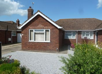 Thumbnail 3 bed semi-detached bungalow for sale in Wishford Close, Gloucester