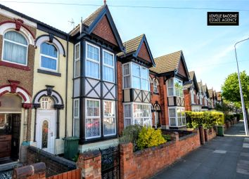 Thumbnail 3 bed terraced house for sale in Hainton Avenue, Grimsby, North East Lincolnshire