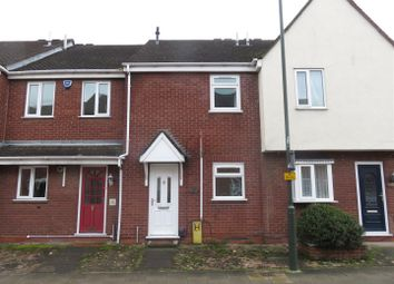 Thumbnail 2 bed terraced house for sale in Wade Street, Lichfield