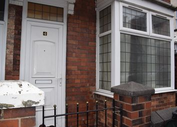 Thumbnail 3 bed semi-detached house to rent in Chamberlain Street, Hanley