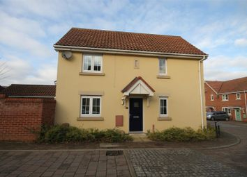 Thumbnail 3 bed detached house to rent in Pochard Street, Costessey, Norwich